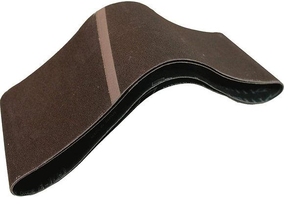 """Makita 794237C2 3"""" x 24"""" Abrasive Belt, 80 Grit, 2/pk"""