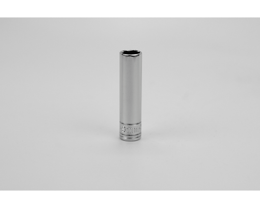 S-K 41705 9mm 1/4in Dr 6 Point Metric Dp Chrome Socket