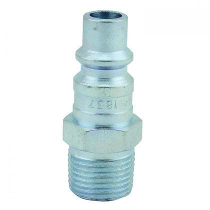 Milton S-1837 3/8in. MNPT H Style Plug
