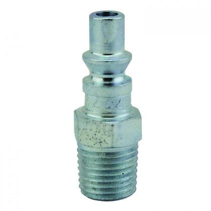 Milton S-777 1/4in. MNPT A Style Plug