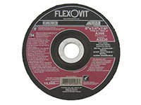 """FlexOvit A3236 Type 27 Grinding Wheel 6"""" x 1/4"""" x 7/8"""""""