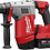 Thumbnail: Milwaukee 2715-22 M18 FUEL 1-1/8in. SDS Plus Rotary Hammer Kit