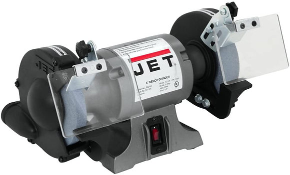 "JET 577101 JBG-6B 6"" Shop Bench Grinder"