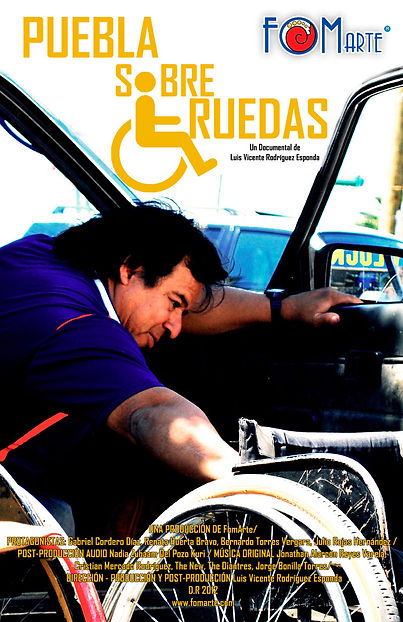 Puebla Sobre Ruedas