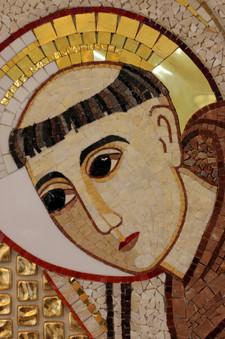 Virgen de Guadalupe y frutos de santidad