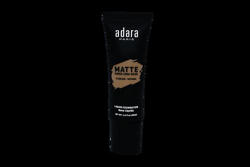 Base liquida para maquillaje -206 Mocha - Adara