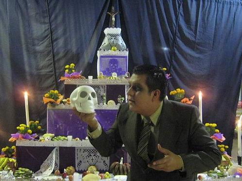 Lo malo no es que te mueras de Marcelo Romero Hernández