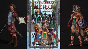 Aztec Warrior God del director David Towner