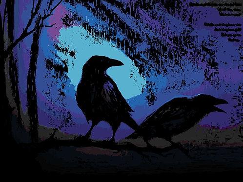 Los Cuervos Malagradecidos de Alejandro Juárez Silva