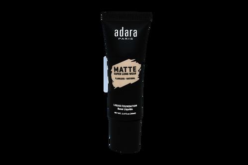 Base liquida para maquillaje -201 Porcelain - Adara