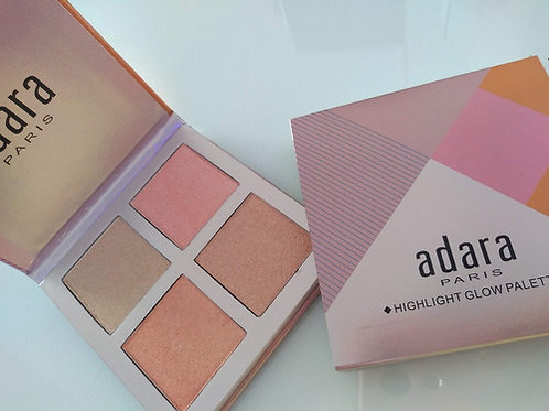 Adara High Light Glow Paleta