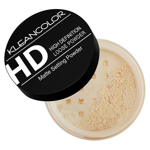 HD High definition Matte Setting Loose Powder  - Light