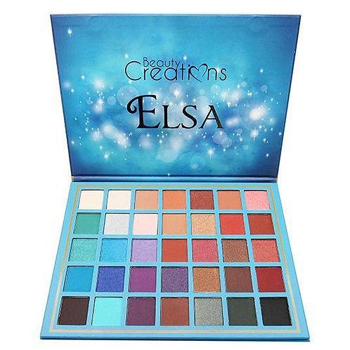 Paletas de sombras Elsa Beauty Creations