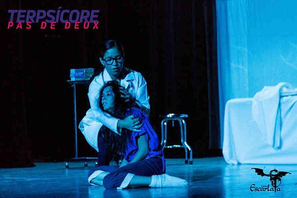 Foto de obra de teatro