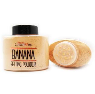Beauty Creations Polvo Banana