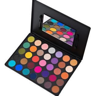 Paleta de color Kara Beauty 35 tonos