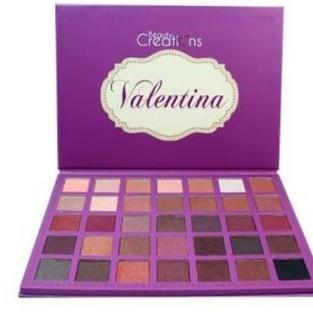 Paleta Valentina Beauty Creations