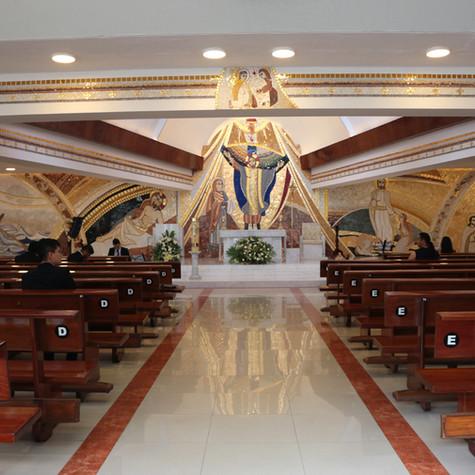 Parroquia Santa María de Guadalupe