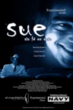 Sue, sin fe en acto
