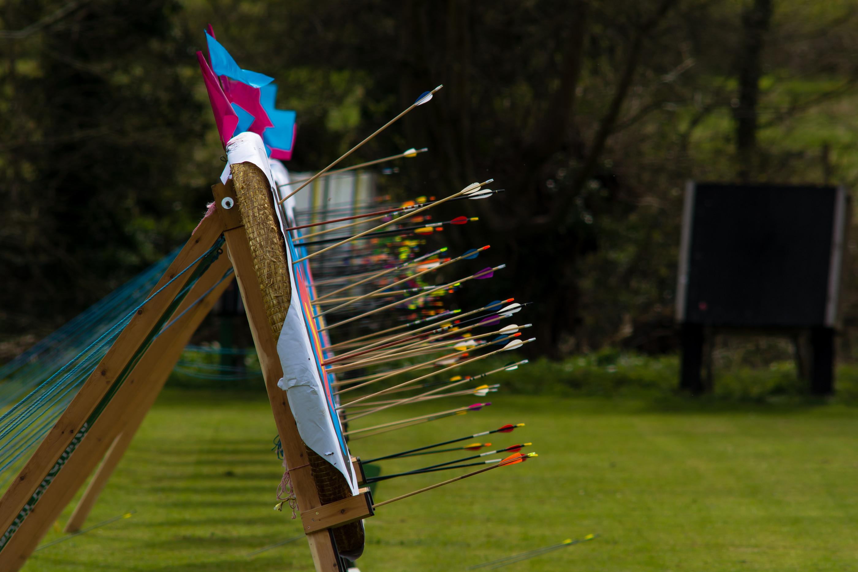 Sunday Archery Session