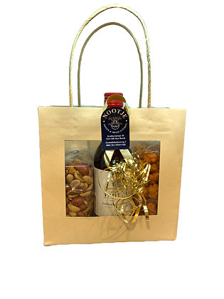 Cadeau set met rode Paul Mas Merlot