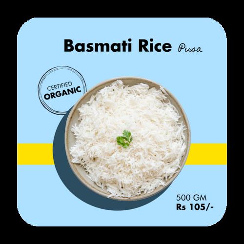 Basmati Rice Pusa