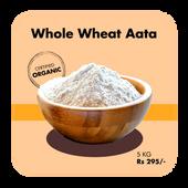Whole Wheat Aata