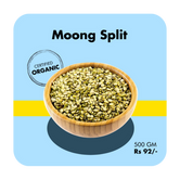Moong Split