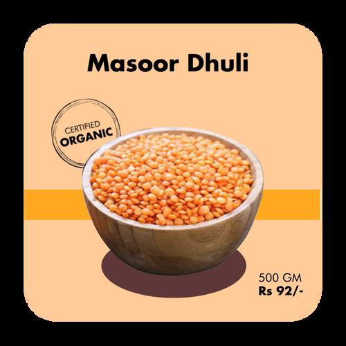Tasty Masoor Dhuli