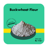 Buckwheat Flour (Kutu)