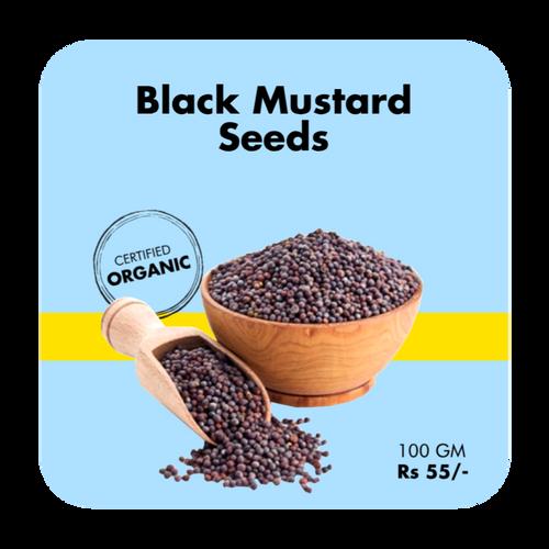 Black Mustard Seeds (Rai)