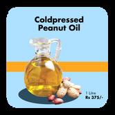 Coldpressed Peanut Oil