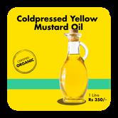 Coldpressed Mustard Oil