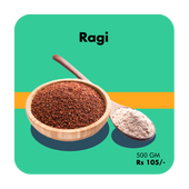 Ragi (Finger Millet)
