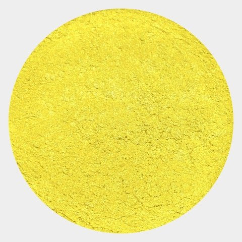 Mica Powder Pigments - Yellows & Oranges 40g