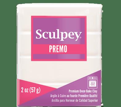 Premo Sculpey Accents - White Translucent