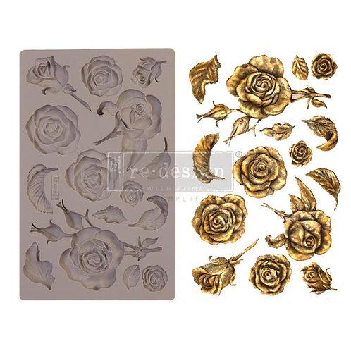 Redesign Decor Moulds® – Fragrant Roses