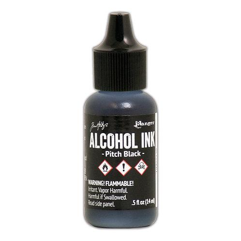 Ranger Alcohol Ink - Pitch Black - 14ml