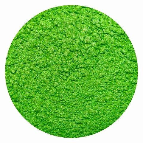Mica Powder Pigments - Blues & Greens 40g