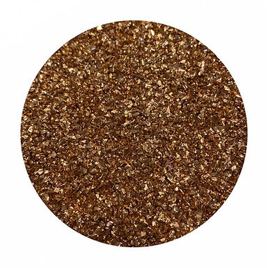 Colour Passion® Glass Glitter - Rose Gold