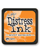 Tim Holtz® Mini Distress Ink Pad - spiced marmalade