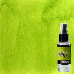 Lindy's  Gang - Starburst Sprays - Alien Goo Green