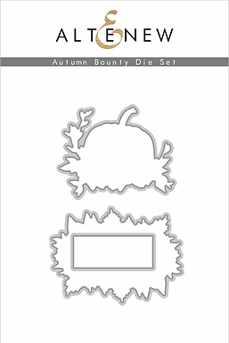 Autumn Bounty Die Set by Altenew®