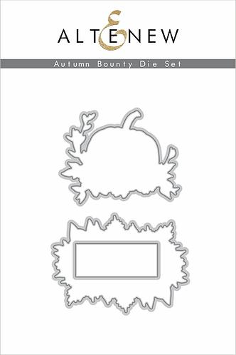 Autumn Bounty Die Set by Altenew®