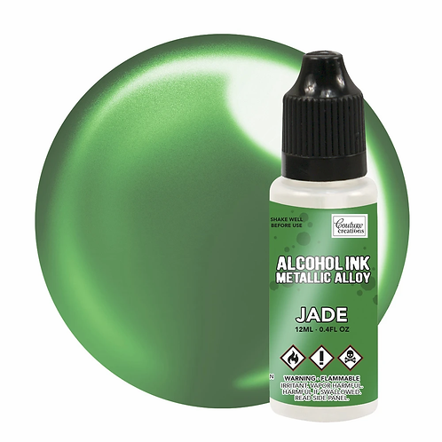Couture Creations® Alcohol Ink Metallic Alloy - Jade