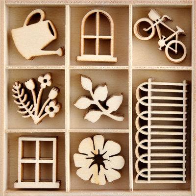 Kaisercraft® Flower Shoppe Flourish Pack
