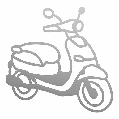 Couture Creations®Mini Die- Scooter