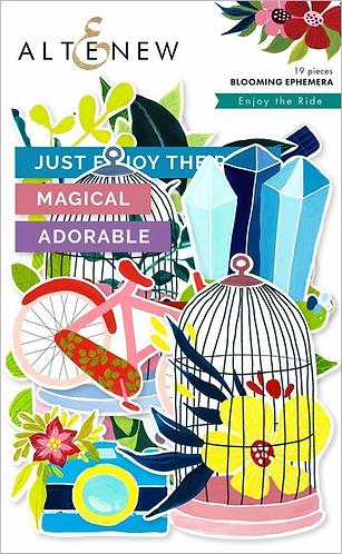 Enjoy the Ride - Blooming Ephemera by Altenew®