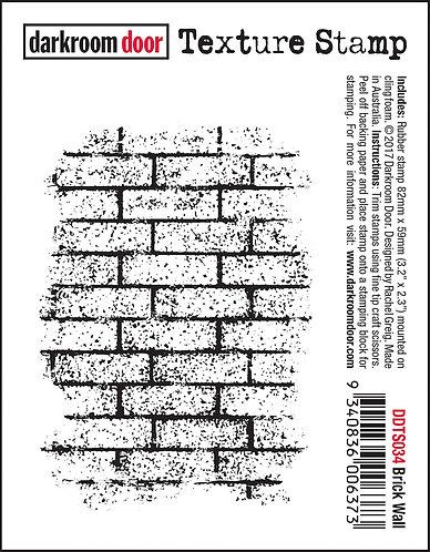 Darkroom Door Texture Stamp - Brick Wall