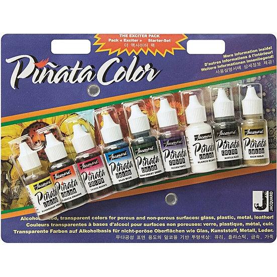 Jacquard Pinata Exciter Pack Alcohol Inks